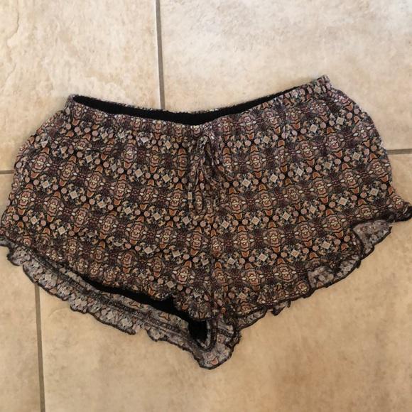 Cotton Candy LA Pants - COTTON CANDY LA pattern shorts